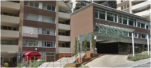 luxurious 1 bedroom Apartments for rent in Montreal (Downtown) at Le Parc - Photo 09 - RentQuebecApartments – L1788