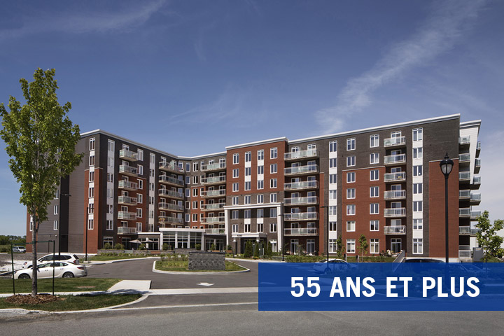 luxurious 1 bedroom Apartments for rent in Boisbriand at La Voile Boisbriand - Photo 11 - RentQuebecApartments – L401685