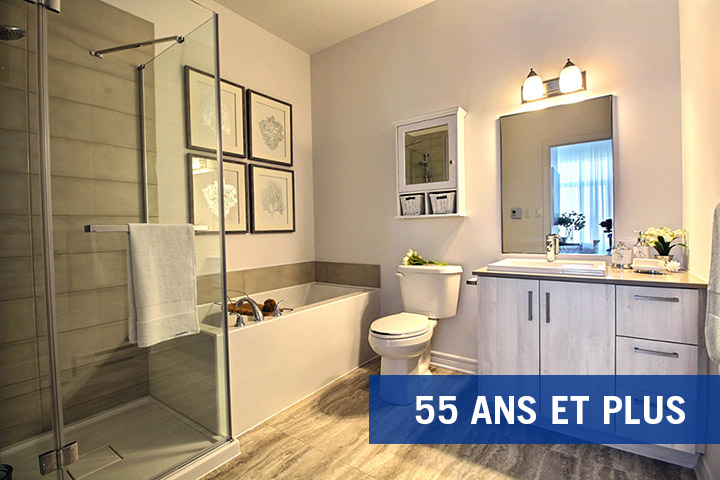 luxurious 1 bedroom Apartments for rent in Boisbriand at La Voile Boisbriand - Photo 05 - RentQuebecApartments – L401685