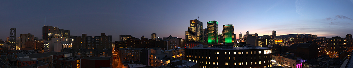 luxurious 1 bedroom Condos for rent in Montreal (Downtown) at 1255 de Bullion - Photo 05 - RentQuebecApartments – L119808