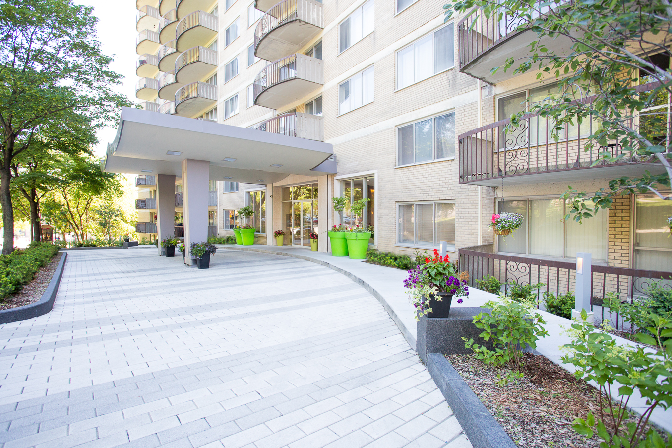 2 bedroom Apartments for rent in Montreal (Downtown) at Luna - Photo 08 - RentQuebecApartments – L4943