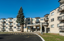 1 bedroom Apartments for rent in Pierrefonds-Roxboro at Place Riviera - Photo 01 - RentQuebecApartments – L35788