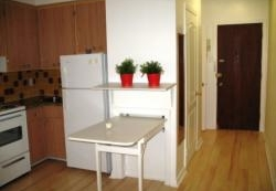 1 bedroom Apartments for rent in Cote-des-Neiges at CDN - Photo 01 - RentQuebecApartments – L8141