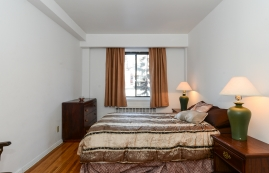 furnished 1 bedroom Apartments for rent in Montreal (Downtown) at Guy concordia Metro - Photo 01 - RentQuebecApartments – L1725