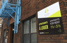 1 bedroom Apartments for rent in Montreal (Downtown) at Le Brooklyn - Photo 01 - RentQuebecApartments – L168574