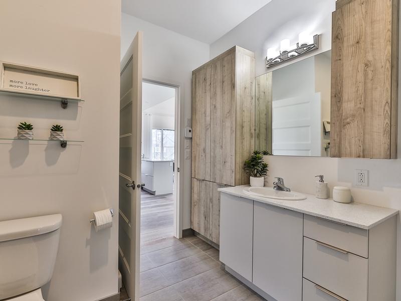 1 bedroom Apartments for rent in Repentigny at Liveo - Photo 08 - RentQuebecApartments – L405445