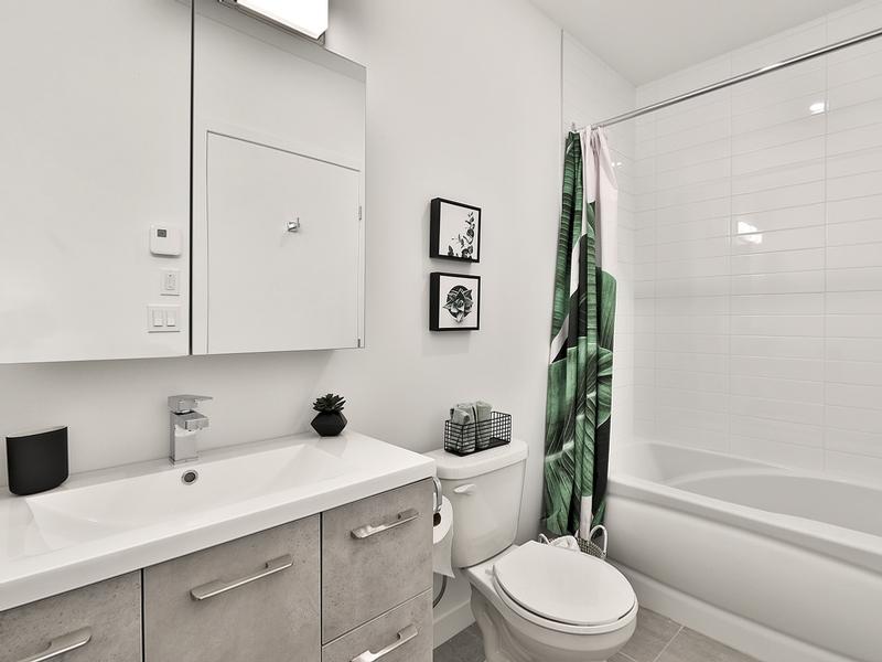 Studio / Bachelor Apartments for rent in Laval at Milo - Photo 11 - RentQuebecApartments – L405437