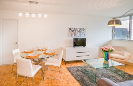 1 bedroom Apartments for rent in Montreal (Downtown) at 2021 Atwater - Photo 01 - RentQuebecApartments – L1221