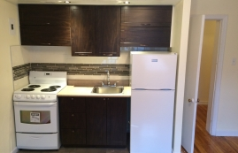 Studio / Bachelor Apartments for rent in Montreal (Downtown) at Chateau des Pins - Photo 01 - RentQuebecApartments – L6190