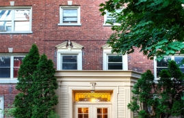 1 bedroom Apartments for rent in Hampstead at 1-2 Ellerdale - Photo 01 - RentQuebecApartments – L9522