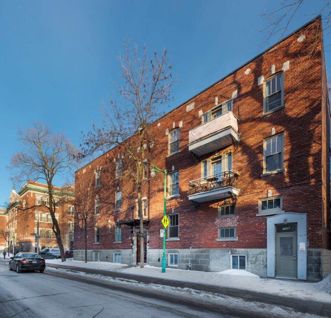 Studio / Bachelor Apartments for rent in Outremont at 1310-1314 Lajoie - Photo 01 - RentQuebecApartments – L209579