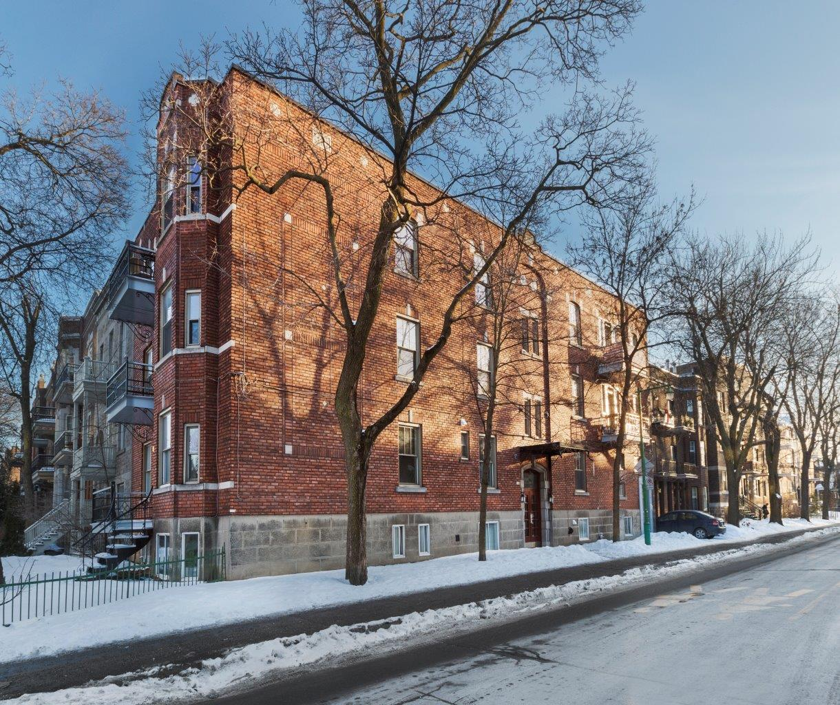Studio / Bachelor Apartments for rent in Outremont at 1310-1314 Lajoie - Photo 04 - RentQuebecApartments – L209579