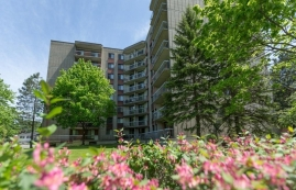 1 bedroom Apartments for rent in Anjou at LAlsace - Photo 01 - RentQuebecApartments – L9369