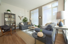 luxurious 1 bedroom Apartments for rent in Ottawa at Nuovo - Photo 01 - RentQuebecApartments – L399914