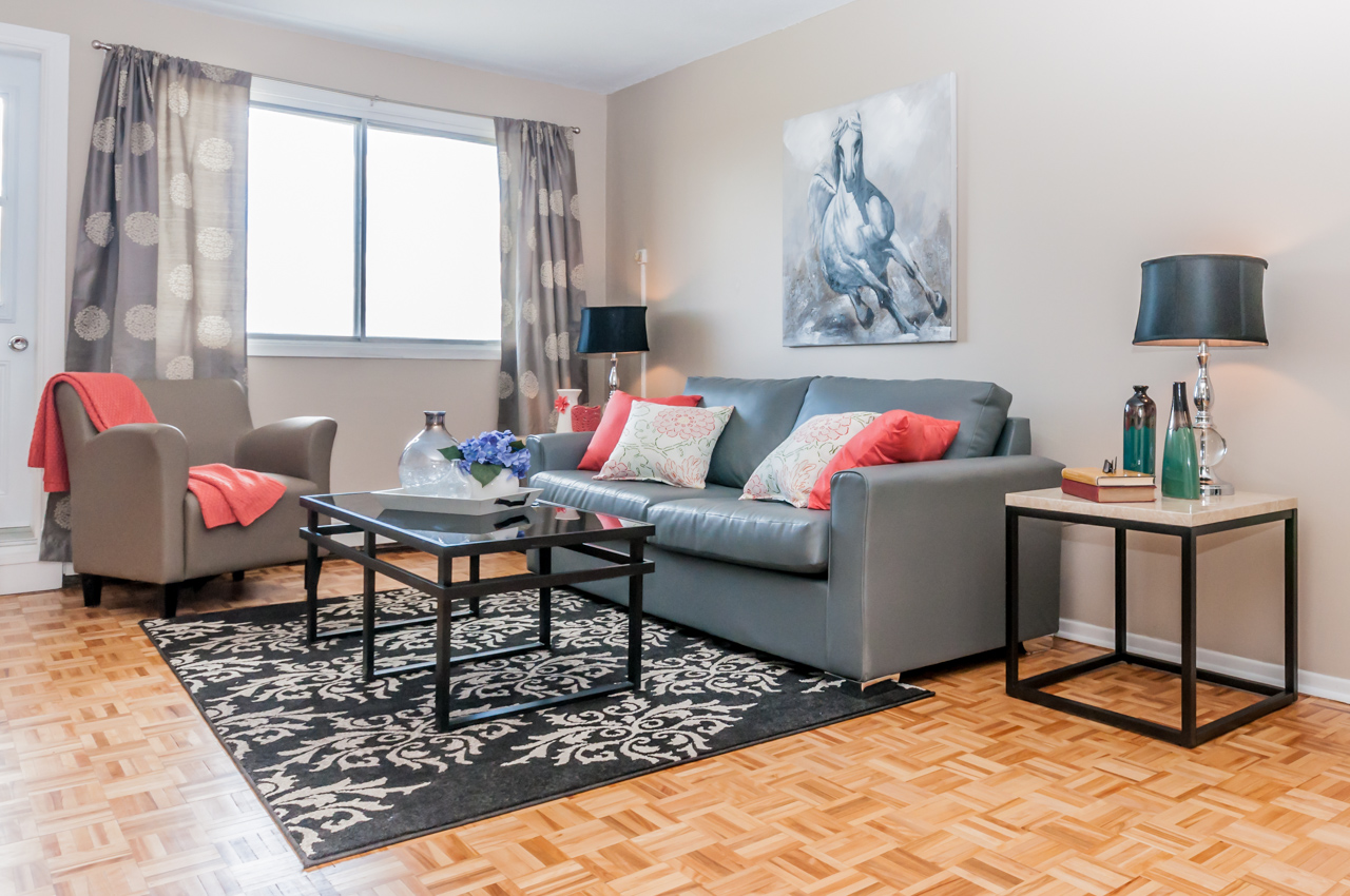 1 bedroom Apartments for rent in Gatineau-Hull at Place Charles Albanel - Photo 01 - RentQuebecApartments – L8895