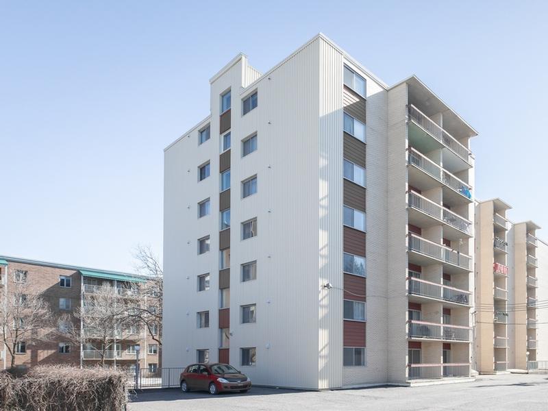 2 bedroom Apartments for rent in Quebec City at Degrandville - Photo 01 - RentQuebecApartments – L401559