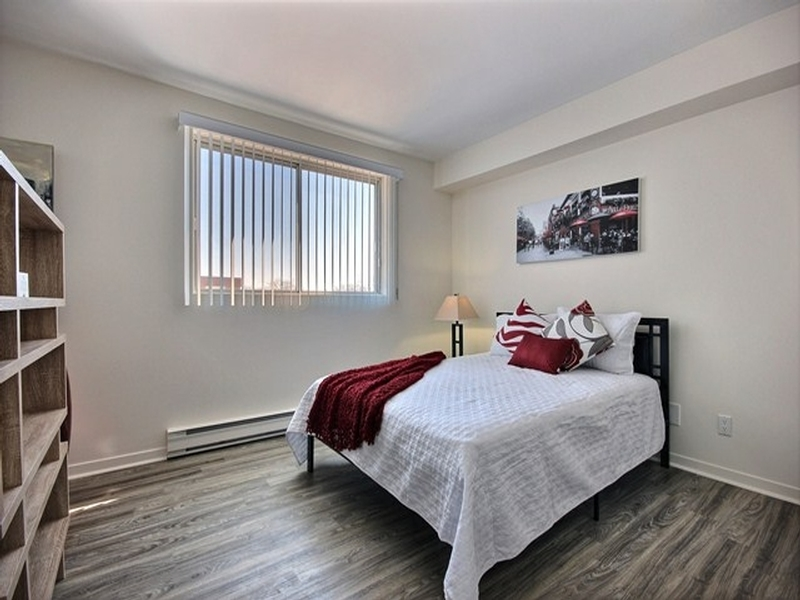 3 bedroom Apartments for rent in La Cite-Limoilou at Le Complexe Montserrat - Photo 01 - RentQuebecApartments – L168594