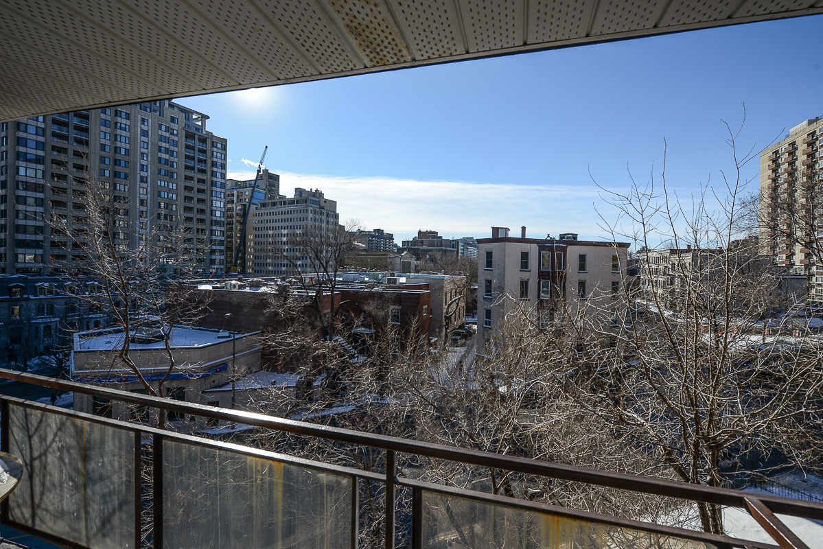 2 bedroom Apartments for rent in Montreal (Downtown) at Guy concordia Metro - Photo 01 - RentQuebecApartments – L1061