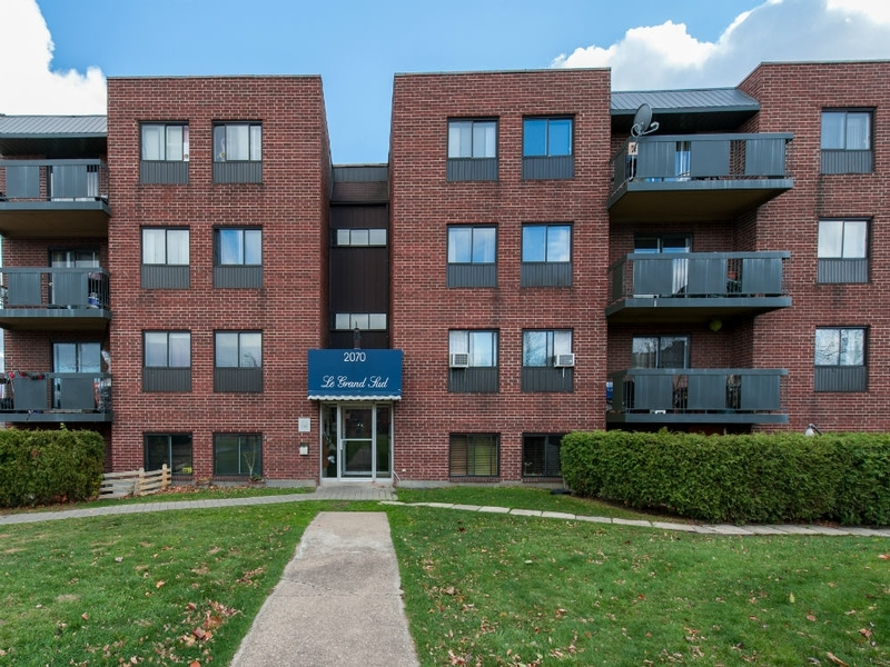 2 bedroom Apartments for rent in Sainte Julie at Grand Sud - Photo 03 - RentQuebecApartments – L6074