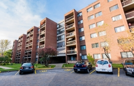 1 bedroom Apartments for rent in Ville-Lasalle at Toulon sur Mer - Photo 01 - RentQuebecApartments – L6135