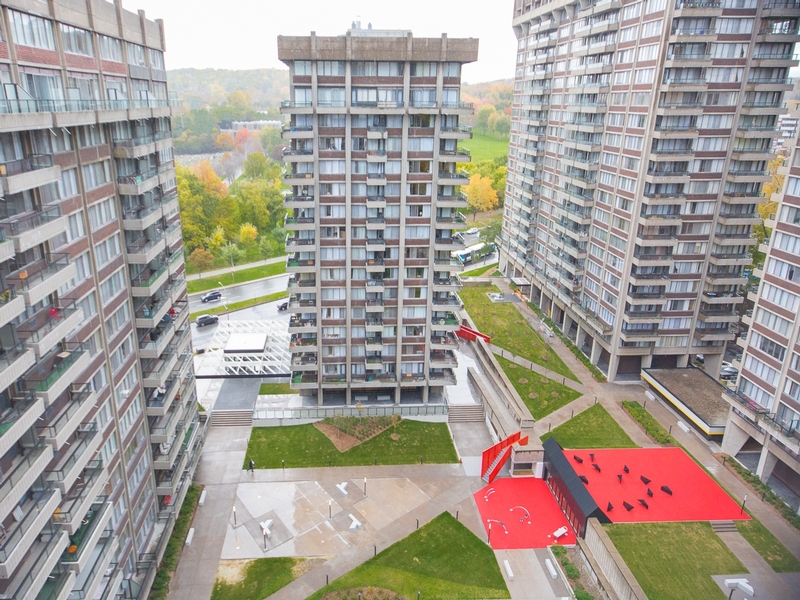2 bedroom Penthouses for rent in Cote-des-Neiges at Rockhill - Photo 08 - RentQuebecApartments – L1126