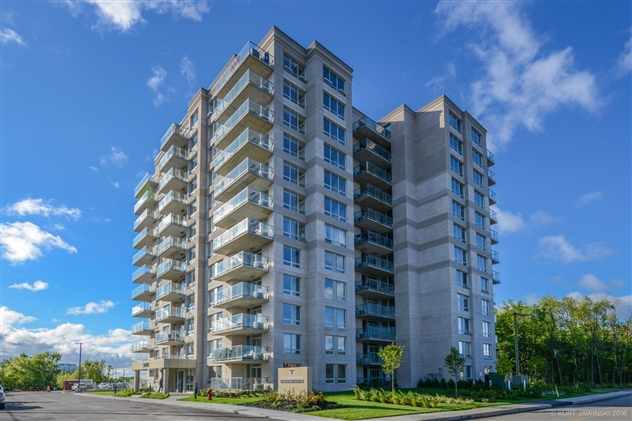 1 bedroom Apartments for rent in Laval at Axial Towers - Photo 01 - RentQuebecApartments – L401219