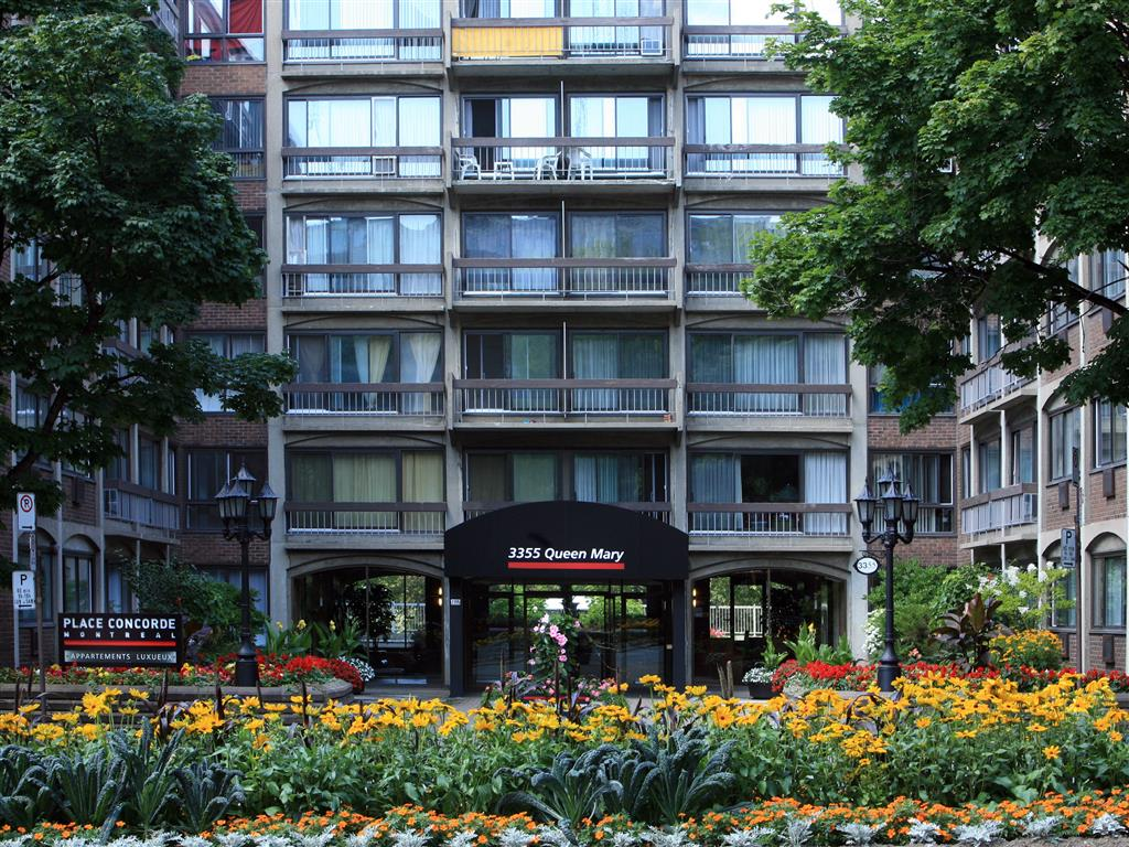 2 bedroom Apartments for rent in Cote-des-Neiges at Place Concorde - Photo 03 - RentQuebecApartments – L406446