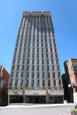 Studio / Bachelor Apartments for rent in Montreal (Downtown) at 2150 Mackay - Photo 06 - RentQuebecApartments – L3741