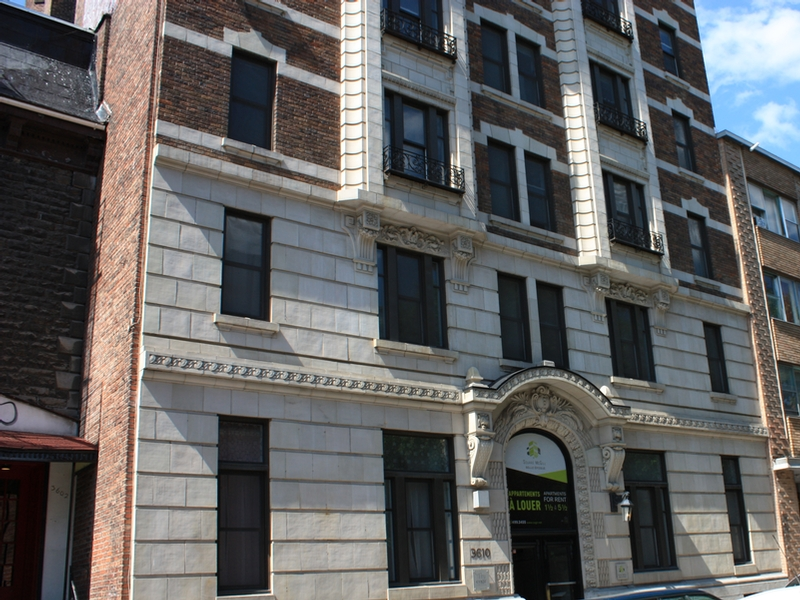 3 bedroom Apartments for rent in Montreal (Downtown) at La Belle Epoque - Photo 02 - RentQuebecApartments – L401906