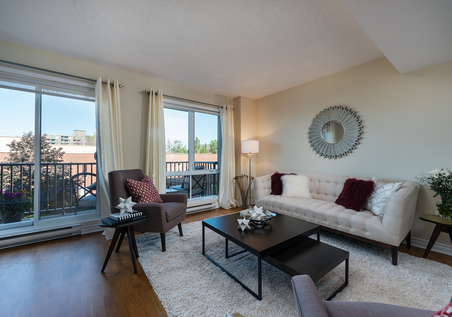 3 bedroom Apartments for rent in Cote-St-Luc at Excelsior - Photo 04 - RentQuebecApartments – L6072