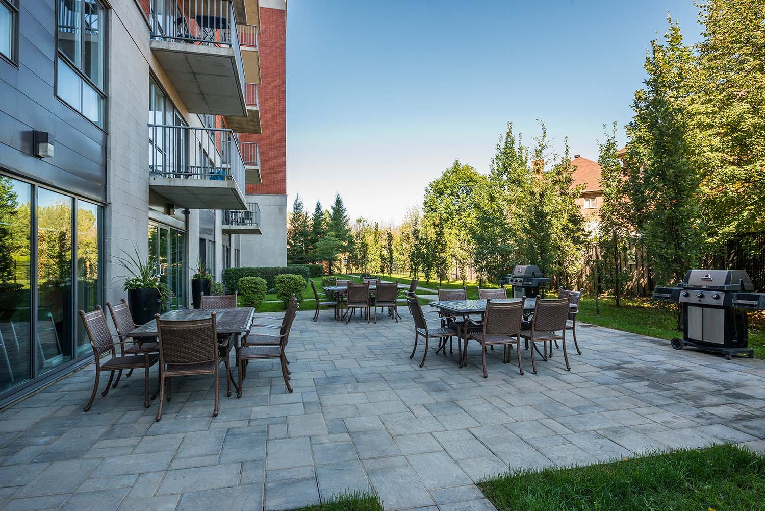 3 bedroom Apartments for rent in Cote-St-Luc at Excelsior - Photo 15 - RentQuebecApartments – L6072