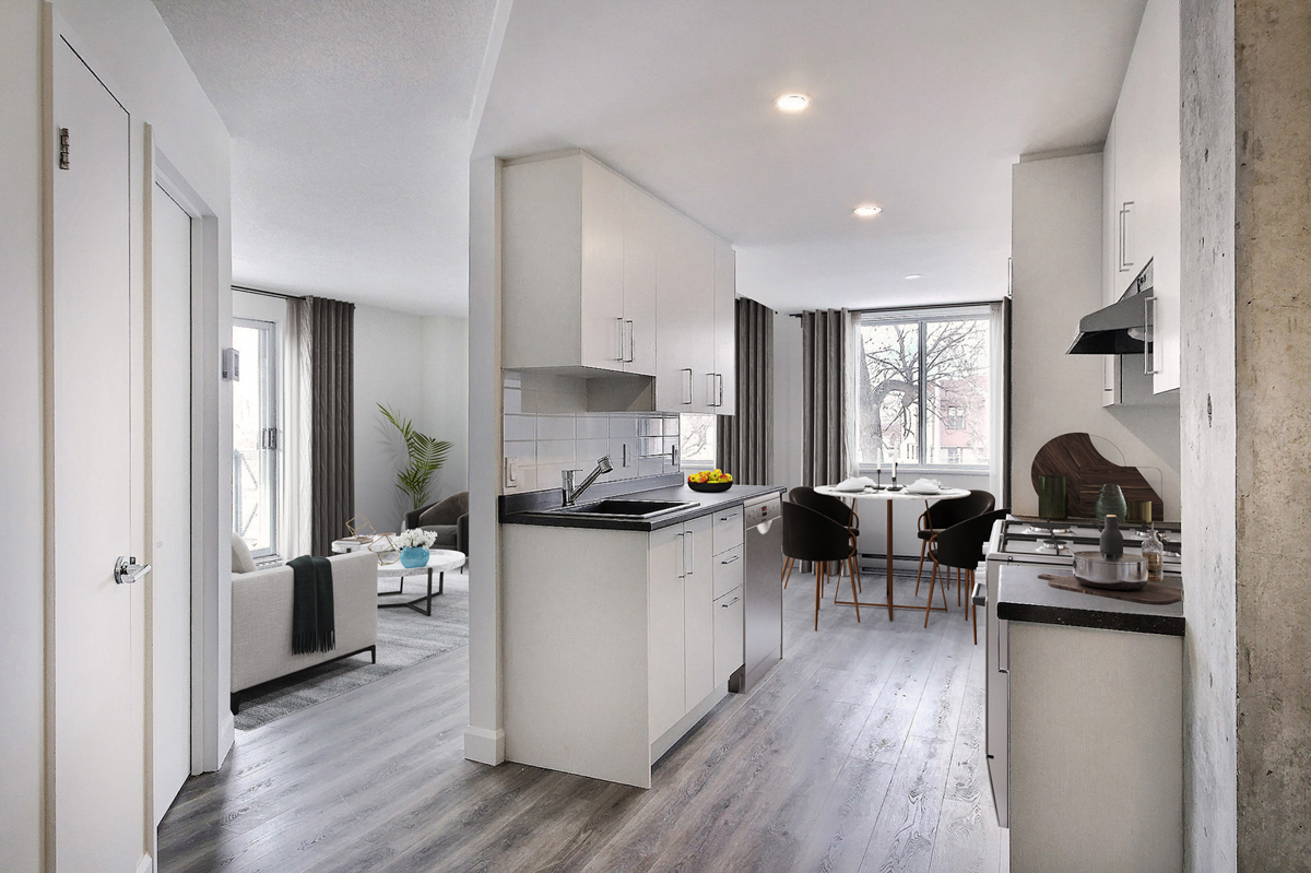 1 bedroom Apartments for rent in Quebec City at Complexe Laudance - Photo 11 - RentQuebecApartments – L407138