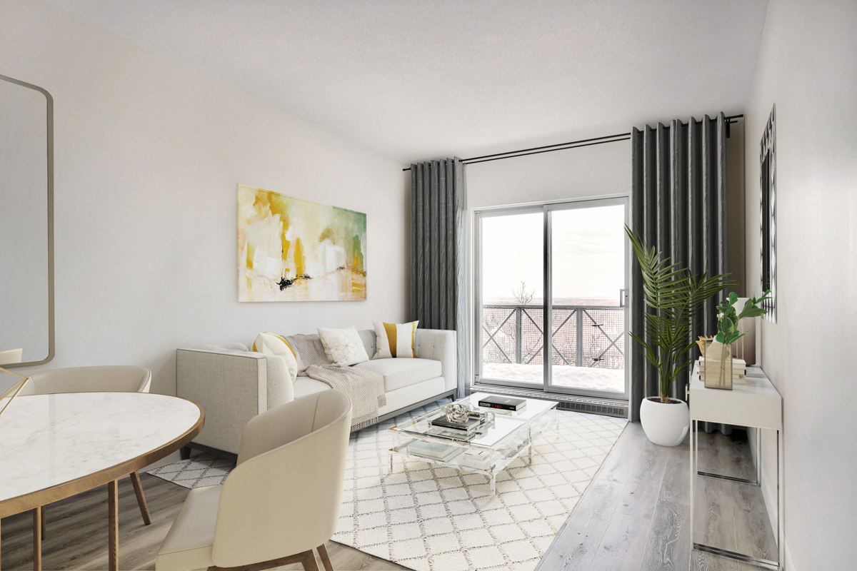 1 bedroom Apartments for rent in Quebec City at Complexe Laudance - Photo 15 - RentQuebecApartments – L407138