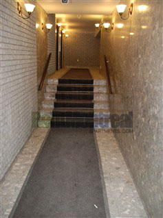 1 bedroom Apartments for rent in Notre-Dame-de-Grace at Tour Girouard - Photo 02 - RentQuebecApartments – L2079