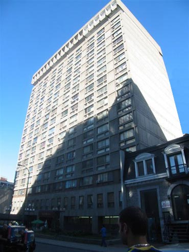 1 bedroom Apartments for rent in Montreal (Downtown) at 1650 Lincoln - Photo 09 - RentQuebecApartments – L3737